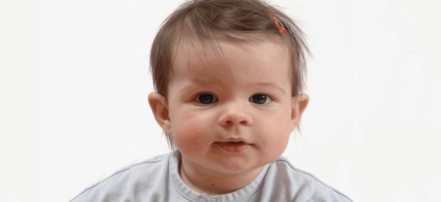 ложный круп у ребёнка