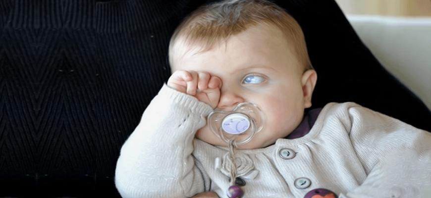 Лечение конъюктивита у ребёнка