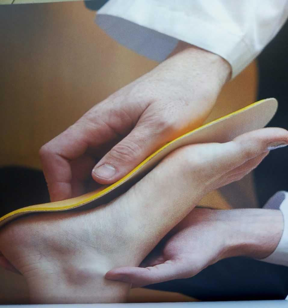 Помогают ли ортопедические стельки