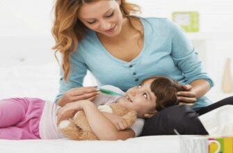 Симптомы кори у ребенка