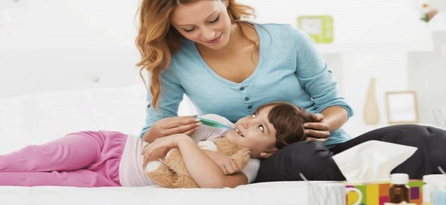 Чем лечить корь у детей
