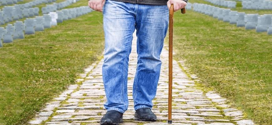 Как правильно подобрать трость костыли по росту