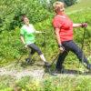 скандинавская ходьба с палками польза для похудения