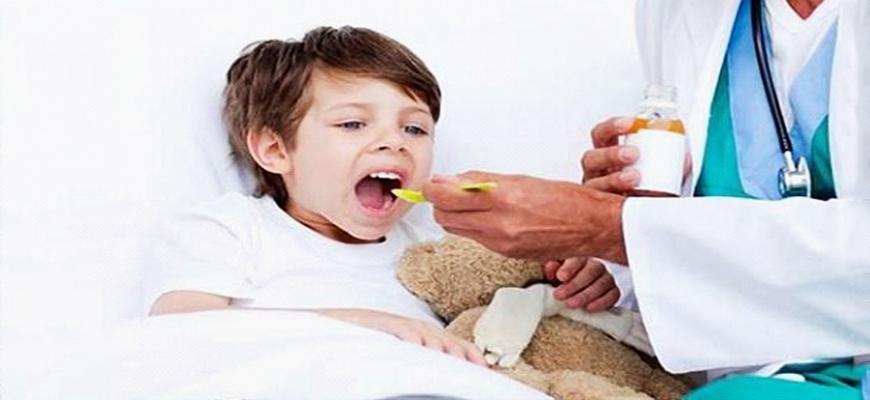 Чем лечить детский бронхит