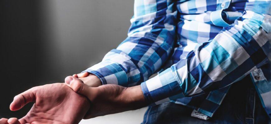 бандаж на руку при переломе